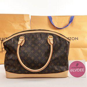 Louis Vuitton Bags - LOUIS VUITTON Monogram Lockit